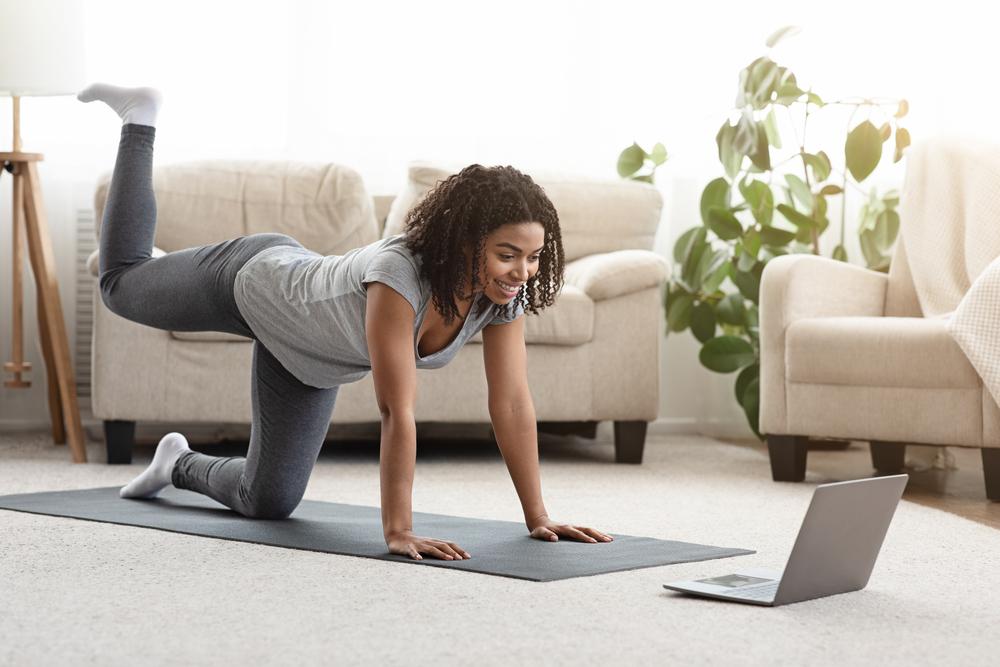 Exercice à la maison